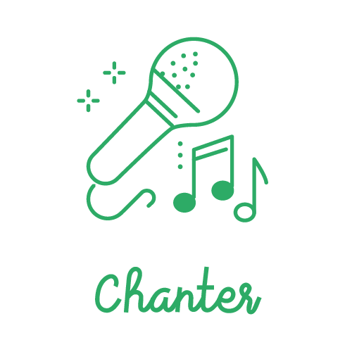 chanter vos chansons